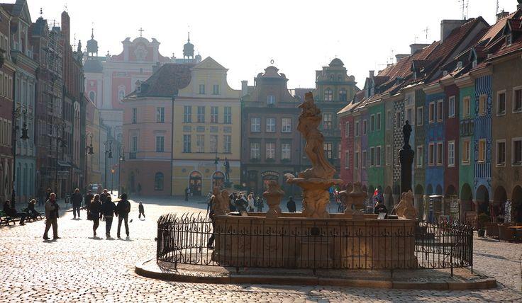 Stary rynek, Polska
