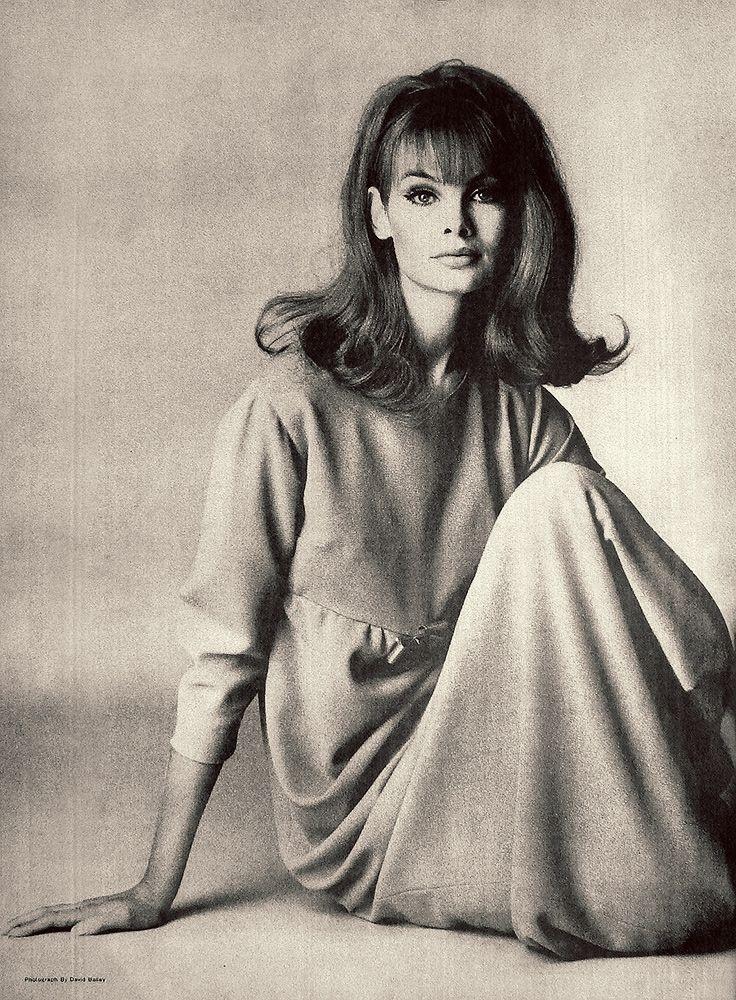 Jean Shrimpton by David Bailey, 1960s