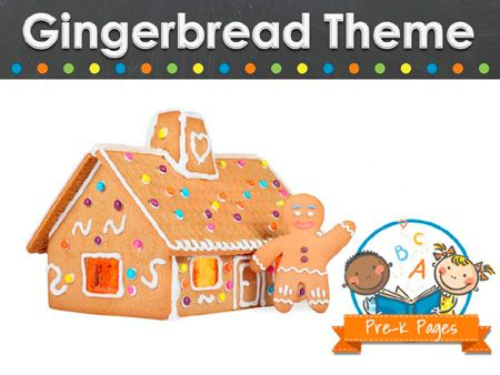 1000 images about gingerbread theme on pinterest for Gingerbread crafts for kindergarten