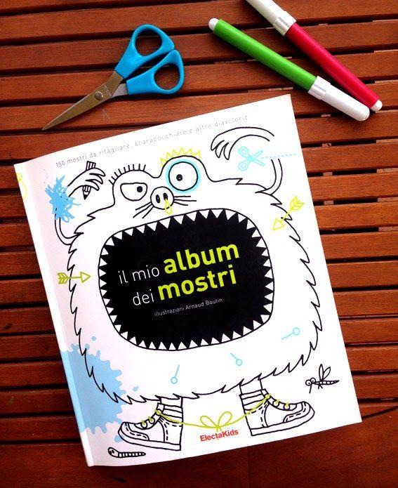 Quandofuoripiove: Il mio album dei mostri