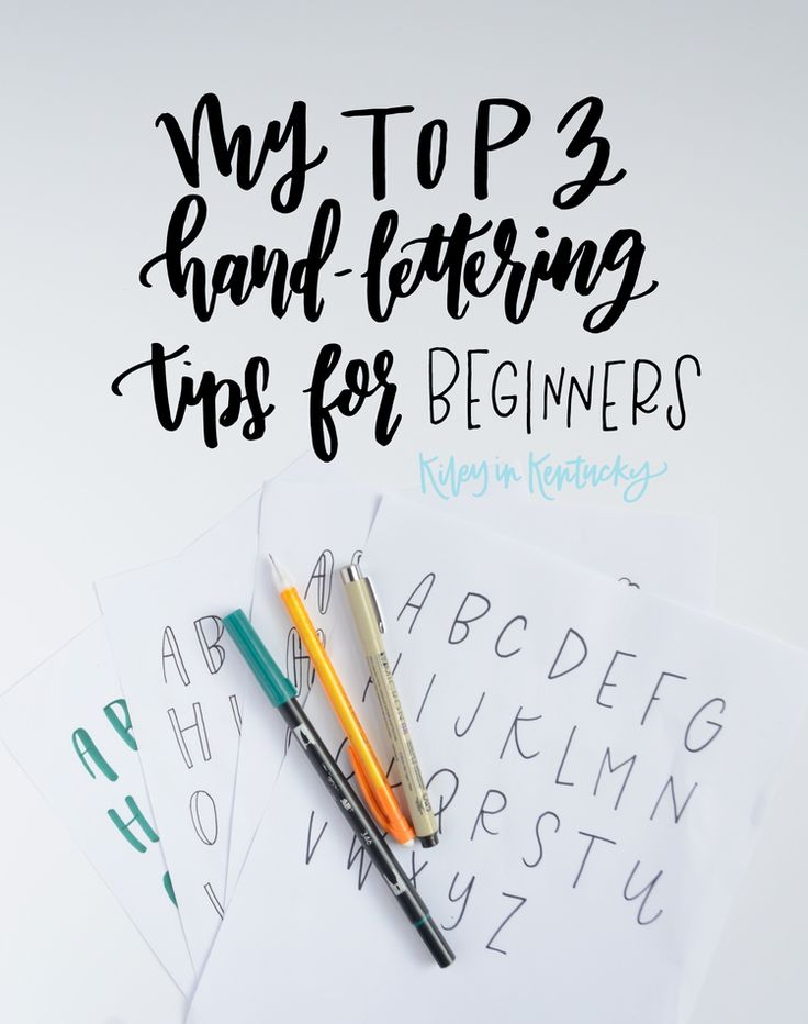 17 Best Ideas About Calligraphy For Beginners On Pinterest