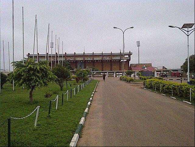 Ahmadu Bello Stadium in Kaduna North, Kaduna State