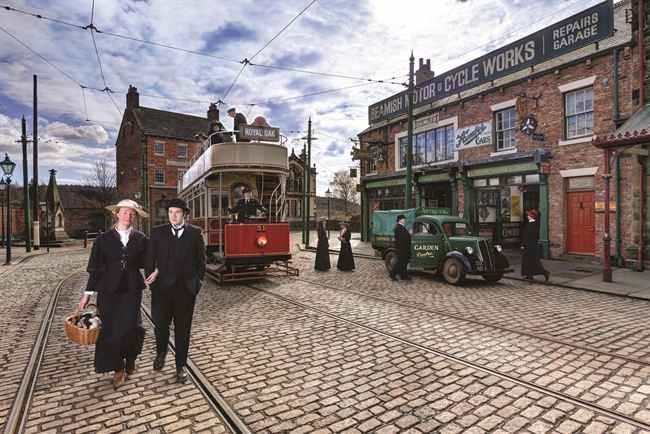 Visit Beamish - The Living Museum of the North this spring as they open their 1940's farm!
