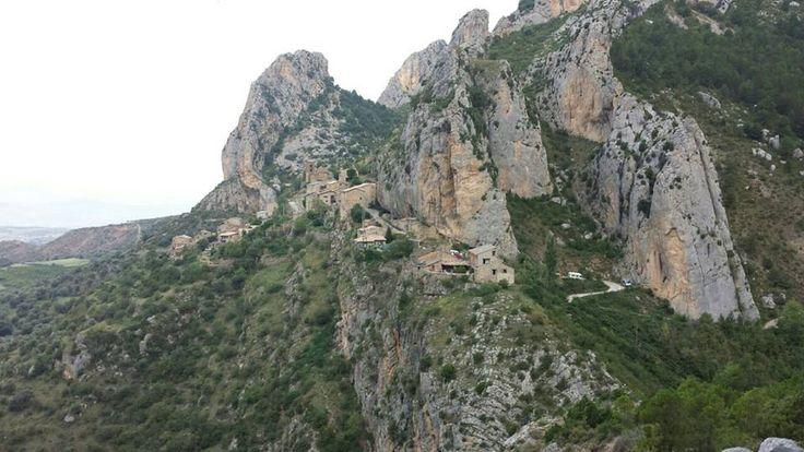 ABELLA DE LA CONCA #pallarsjussa #climbing #catalonia
