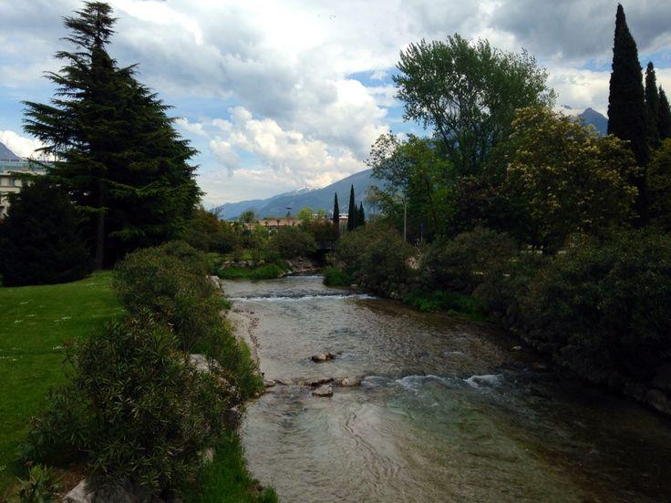 Just off Lake Garda, Italy