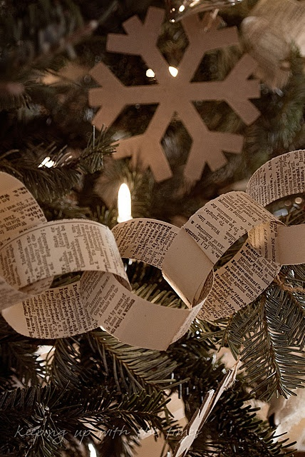 paper chains.