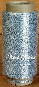 L1  piattina in lurex argento 6€/hg - http://www.filationline.it/l1-piattina-in-lurex-argento-6ehg/  spessore 0,5 mm i filati in lurex sottili e leggeri vanno abbinati a qualsiasi altro filato di tonalità simile per dare brillantezza e un tocco di eleganza ai vostri capi. Per una maglia sulla 3, 50gr possono essere sufficenti.  55gr 3€   Salva  Salva  Salva