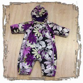 Холода еще не отступили, поэтому хочу предложить МК по пошиву малышового комбинезона. В этом топике я расскажу как достаточно быстро и просто утеплить ребенка. А…