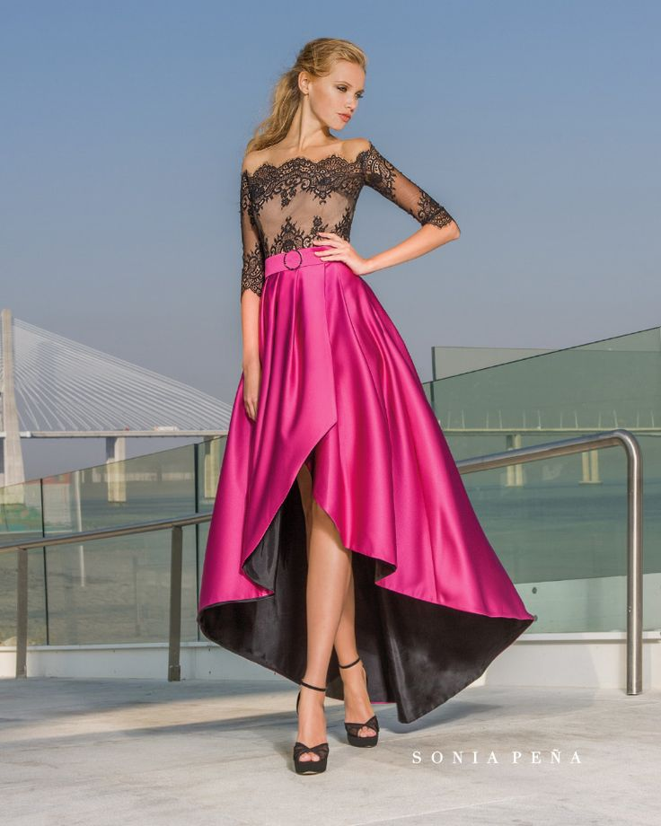 Best 10 vestidos de fiestas y bodas. images on Pinterest | Vestidos ...