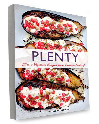 A Yotam Ottolenghi cookbook