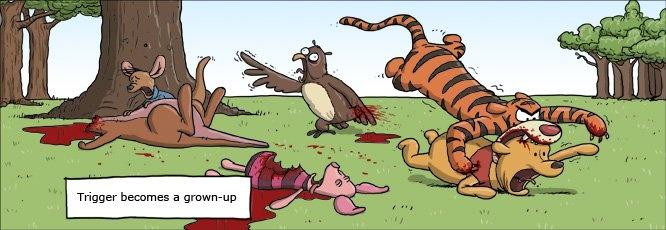 Pobre Winnie... xD