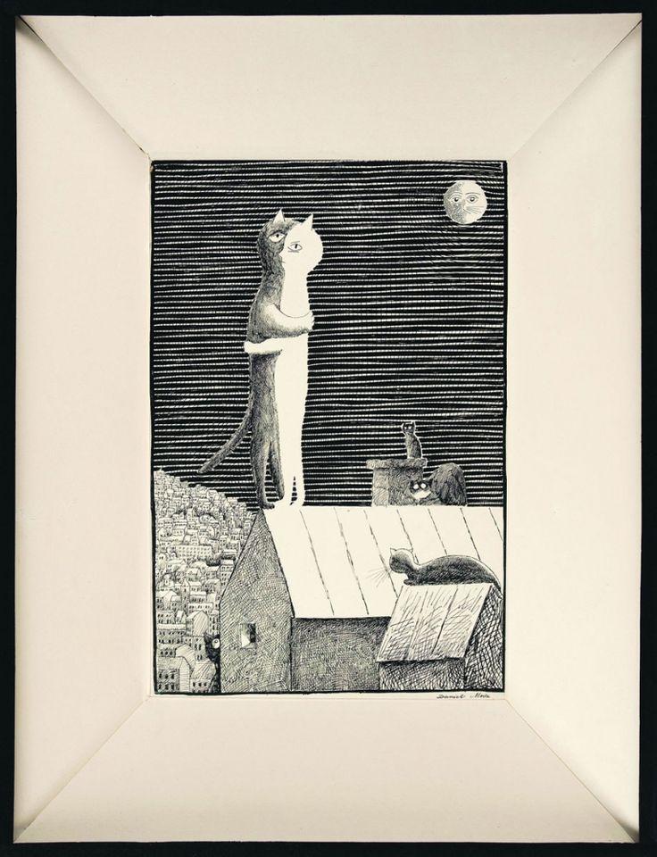 Daniel Mróz posted by: garaż ilustracji książkowych