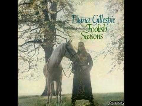 Dana Gillespie - You Just Gotta Know My Mind