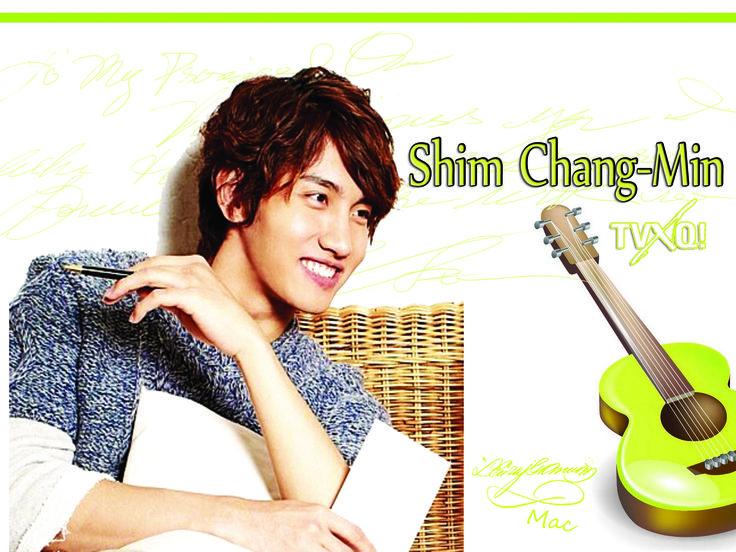 #ShimChangmin #Changmin - DBSK,TVXQ