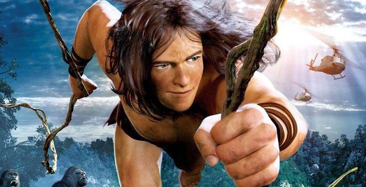 "Tarzan 3D - Am 10. Oktober kommt ""Tarzan 3D"" in die Kinos. Lena Meyer-Landrut und Alex Fehling sprechen Jane und Tarzan."