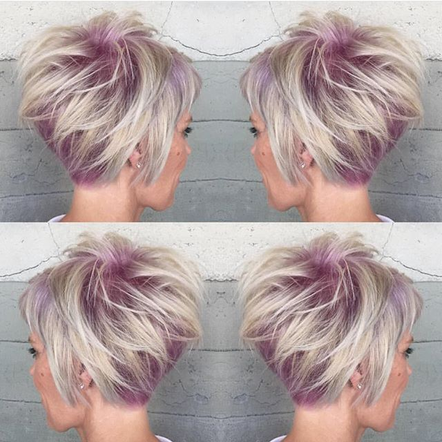 40 Chic Short Haircuts Por Hairstyles For 2019 Hair Pinterest Styles Cuts And