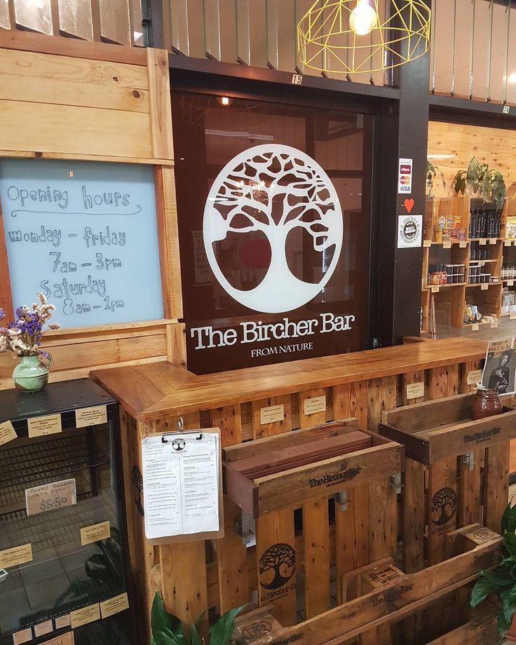 Loving the new Bircher Bar window sticker!! #thebircherbar #bircherbar #cafe #pantry #deli #shoplocal #gourmet #lismore #coffee