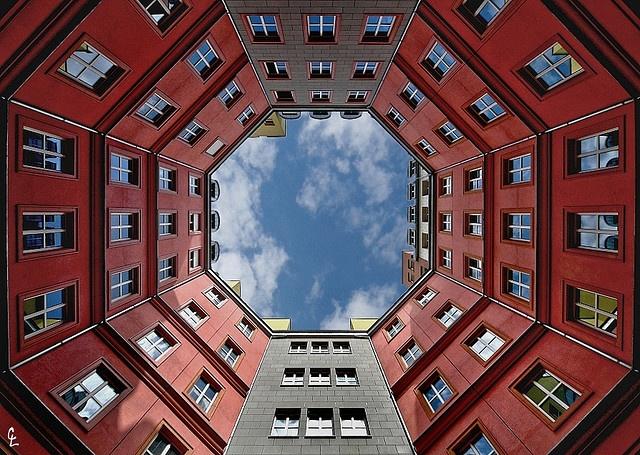 Quartier Schützenstraße - Aldo Rossi