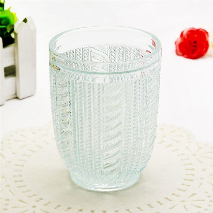 Glass Water Tumbler