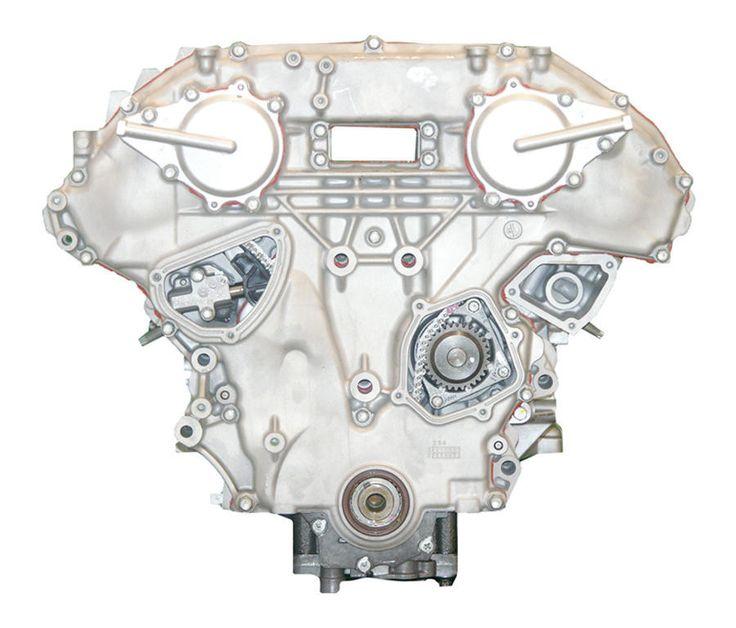INFINITI/NISSAN VQ35DE REMANUFACTURED ENGINE - Titan Engines
