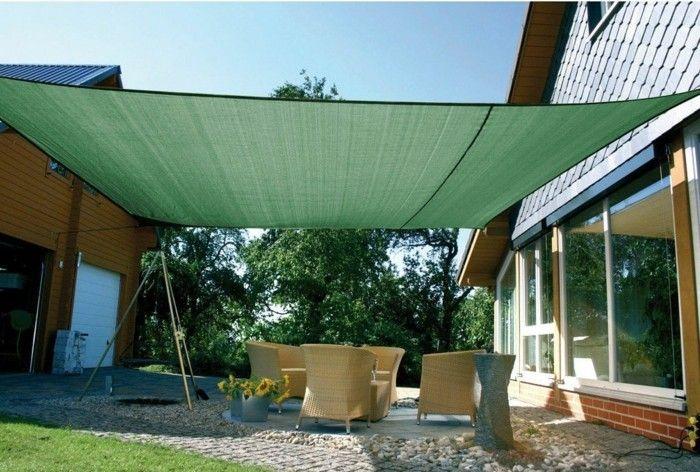 Pergola Mit Sonnensegel Eine Absolute Wohlfuhlgarantie Archzine Net Sonnenschutz Garten Gartengestaltung Pergola