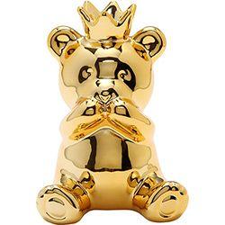Cofre Ludi Urso Dourado