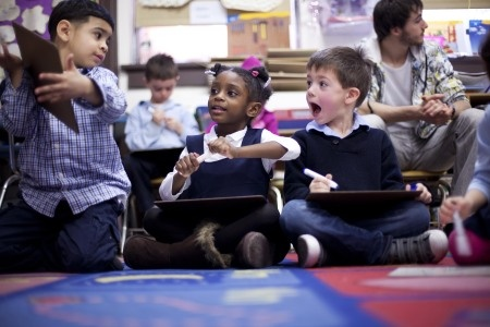 The French Bilingual Revolution in New York's Public Schools - New York in French