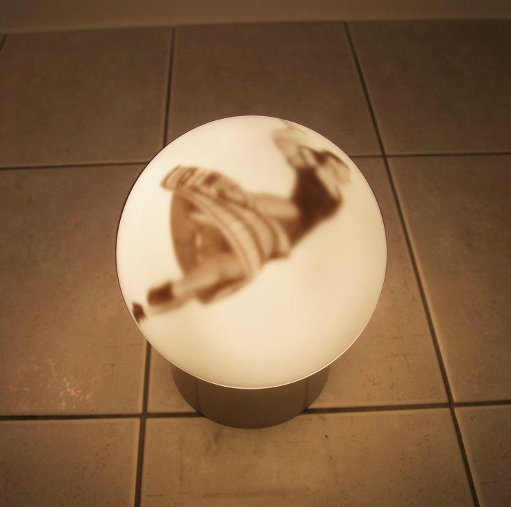 Gerecyclede bollampjes van Esther Derkx