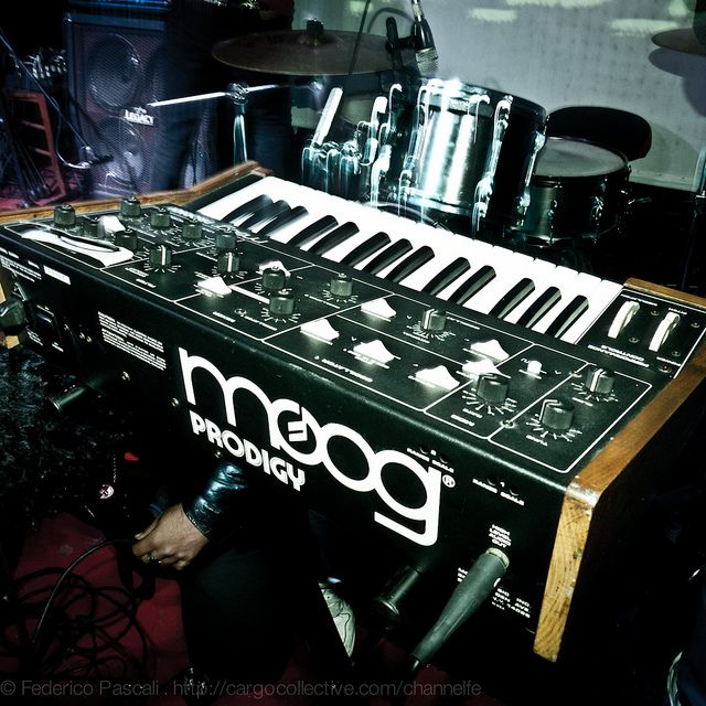 Moog PRODIGY #moog #synth #vintage I use MOOG!  www.robertnixcomposer.com