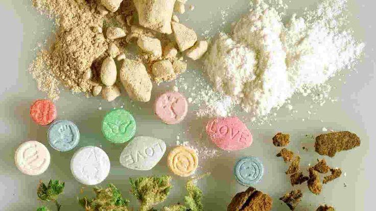 hard drugs word gevaarlijker . meer chemische prullen erin. meer risico op ziek worden of sterven