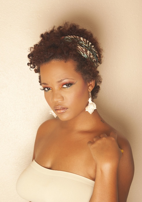 Headbands And Scarves For Natural Hair