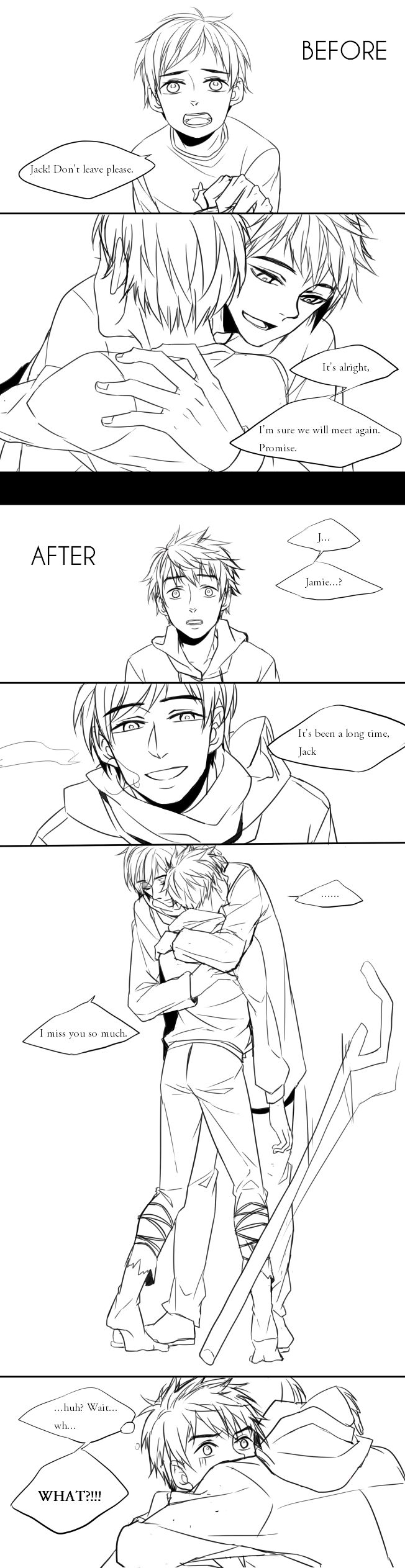 Jack andJamie [time flashes by tsubakiya.deviantart.com on @deviantART]