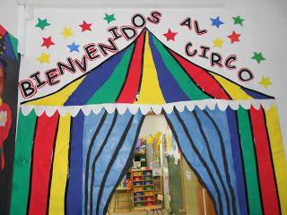 """MI GRAN MUNDO INFANTIL MSM: PROYECTO """"EL CIRCO"""""""