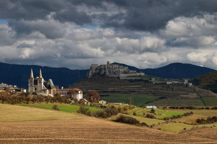 Spišský hrad a Spišská Kapitula