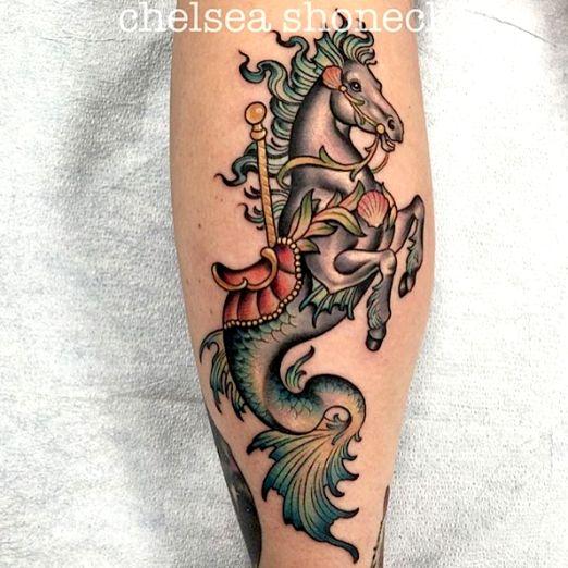besty spellbound seahorse tattoo pics