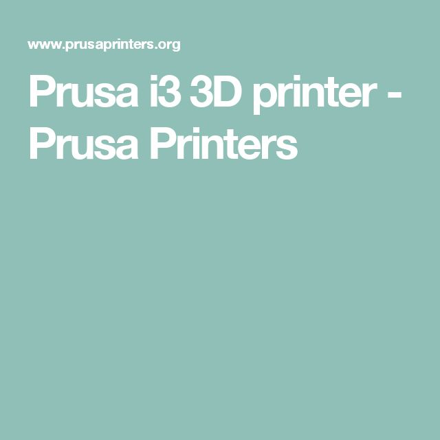 18 best fabricantes 3D images on Pinterest Printers, 3d printing