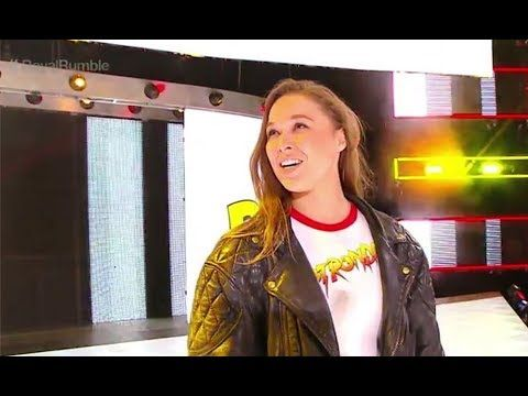 PW News live: Ronda Rousey to save weak ticket sales for Elimination Cha...