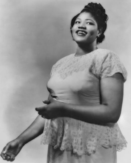 """""""Hound Dog"""" is most widely known as the song that catapulted a young Memphis truck driver named Elvis Presley to mega-stardom. But blues singer Willie Mae"""