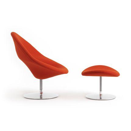 51 best designer pierre paulin images on pinterest. Black Bedroom Furniture Sets. Home Design Ideas