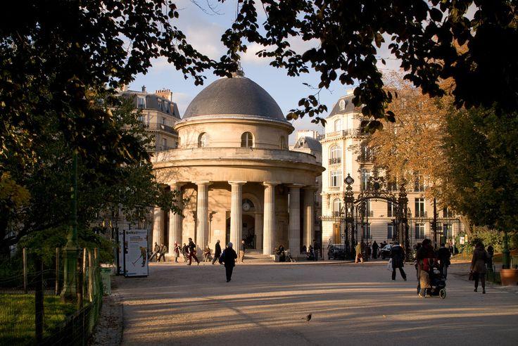 Parc Monceau Super ballade du blog Etsionsepromenait