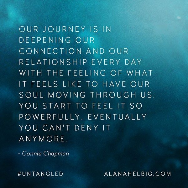 The process of untangling the very human parts of ourselves, to uncover the essence of who we truly are, can be incredibly freeing. But it can also feel terrifying. It can feel like all our old wounds rise to the surface for healing and attention. It can feel like it's easier to just go 'back to sleep' rather than follow the outrageous or confusing requests of our souls. In this interview, I ask Connie Chapman to share her personal story of soul struggle and soul surrender.
