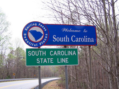Top places to live in South Carolina