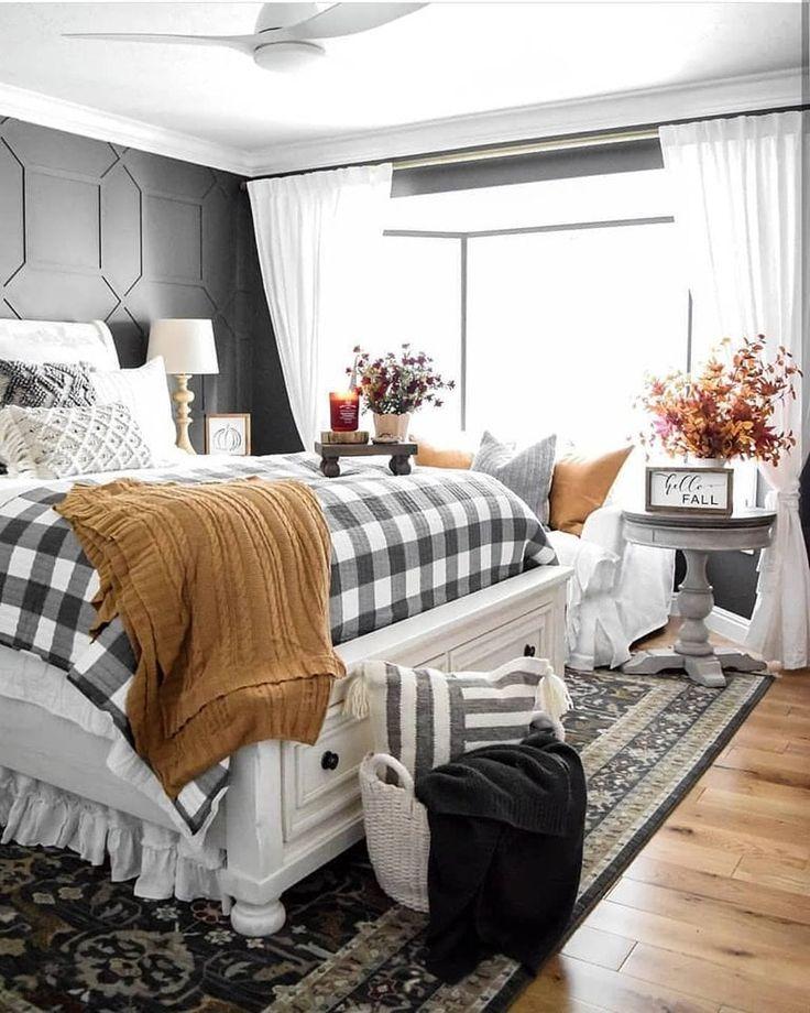 30 Small Yet Amazingly Cozy Master Bedroom Retreats: Idea By Linda Traxinger On Bedroom Ideas