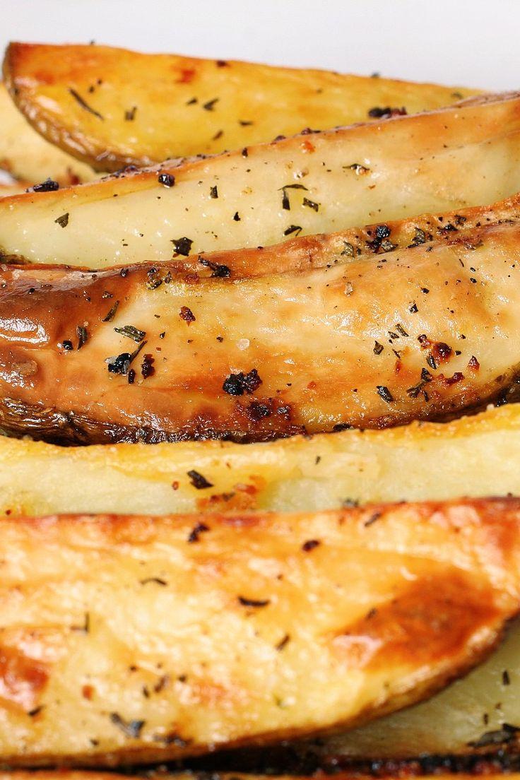 Dijon Roasted Potatoes – Weight Watchers (8 Points)