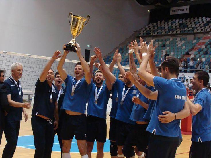 Volei masculin: SCM U Craiova va juca în prima manșă din CEV CUP cu o echipă din Turcia | S-au stabilit adversarele tuturor echipelor românești din primele manșe