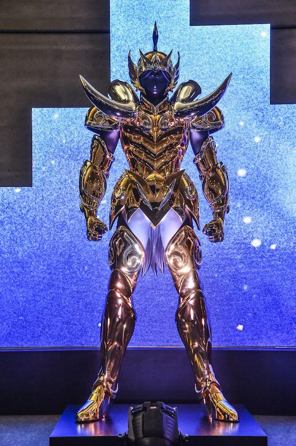 Exposição da série é realizada pela primeira vez fora do Japão