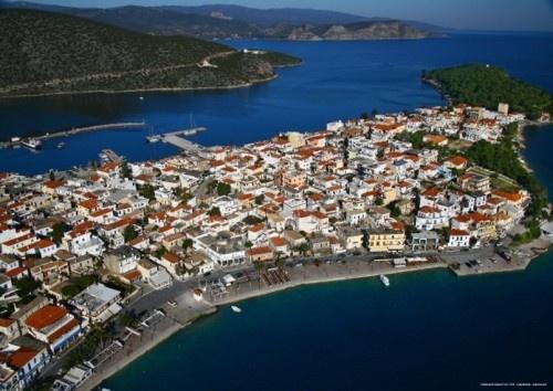 Ermioni is a famous coatsal resort in Peloponnese/Greece  www.ermionivillas.gr  www.facebook.com/ermionivillas