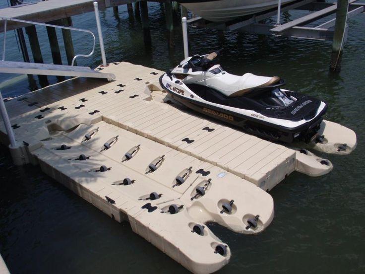145 Best Boat Lifts Docks Amp Bulkheads Images On Pinterest