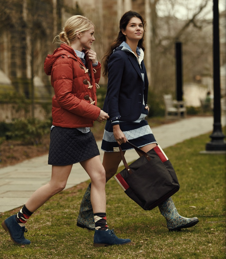 brooks brothers | back to campus