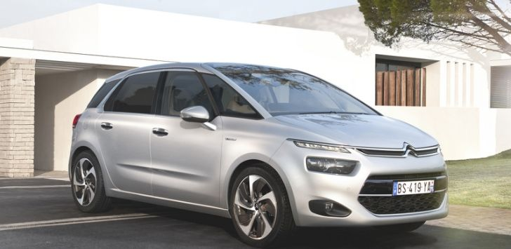 2013 Citroen C4 Picasso Officially Revealed [Video] [Photo Gallery]